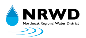 Northeast Regional Water District Logo